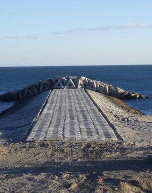 洲崎地先海岸外災害復旧工事